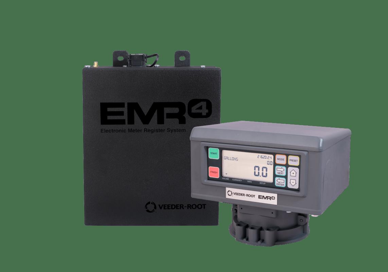 EMR4 Electronic Meter Register | Veeder-Root on