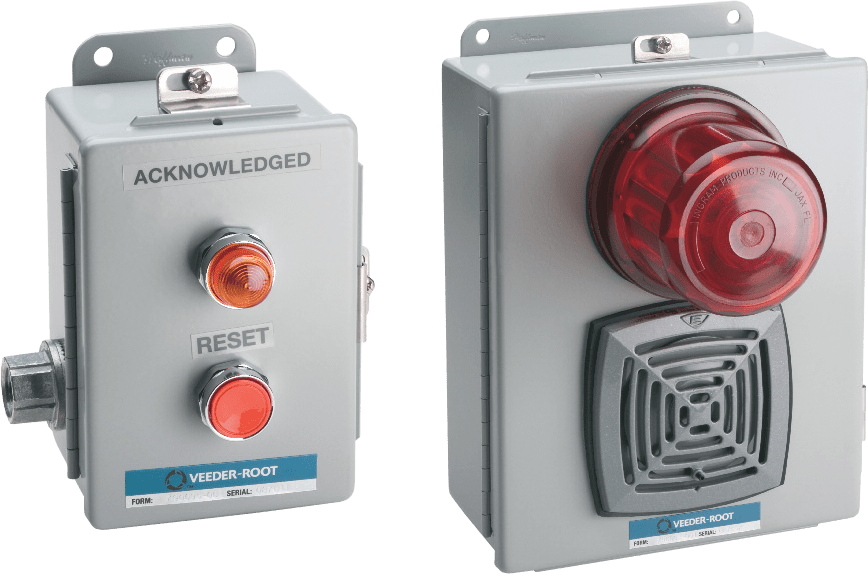 Product Delivery Overfill Alarm Indicator | Veeder-Root