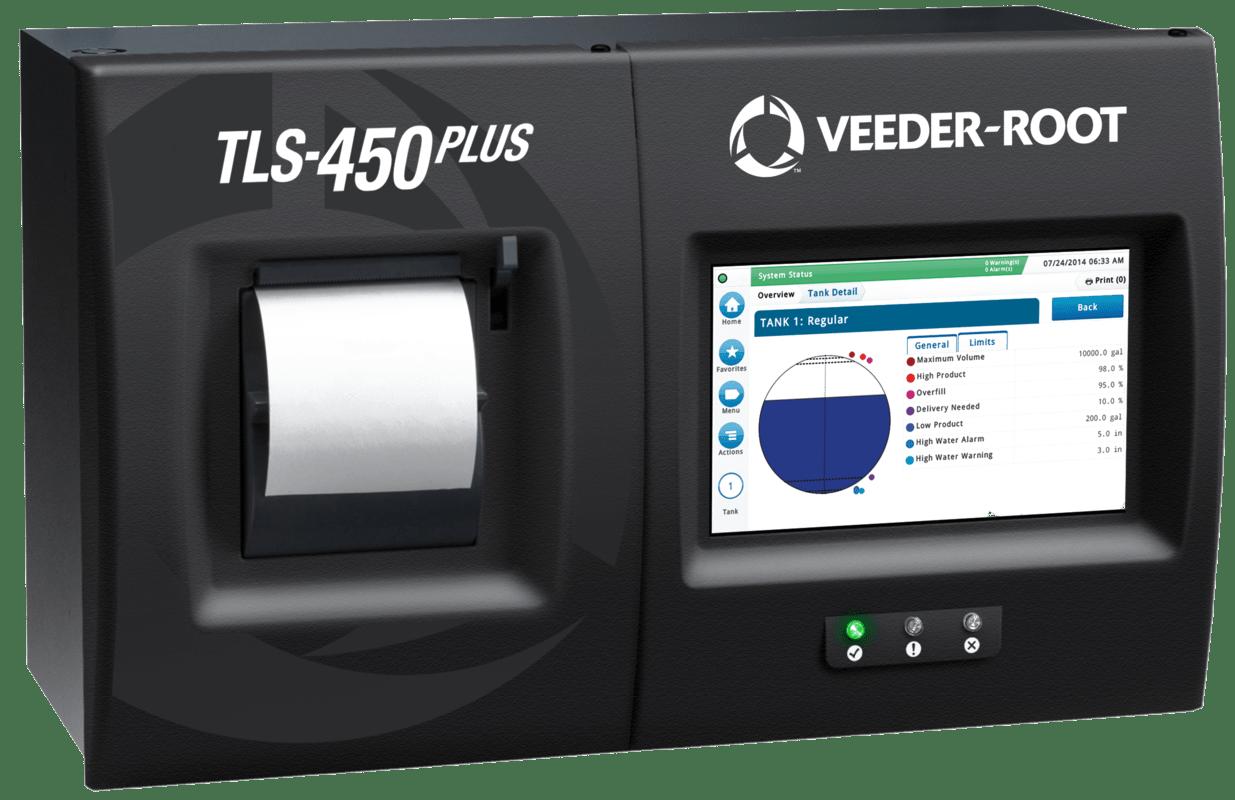 TLS-450PLUS Automatic Tank Gauge | Veeder-Root
