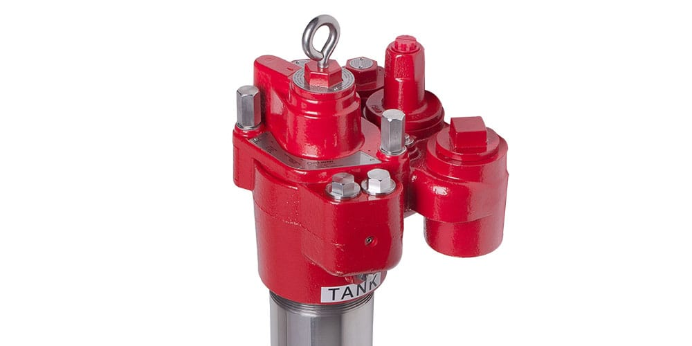 The Red Jacket® Submersible Turbine Pump | Veeder-Root