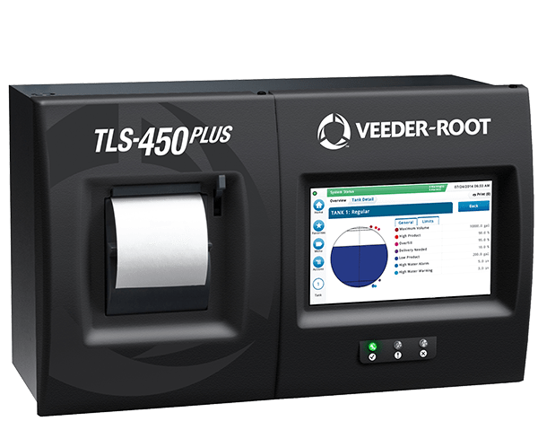 TLS-450PLUS Automatic Tank Gauge | Veeder-Root
