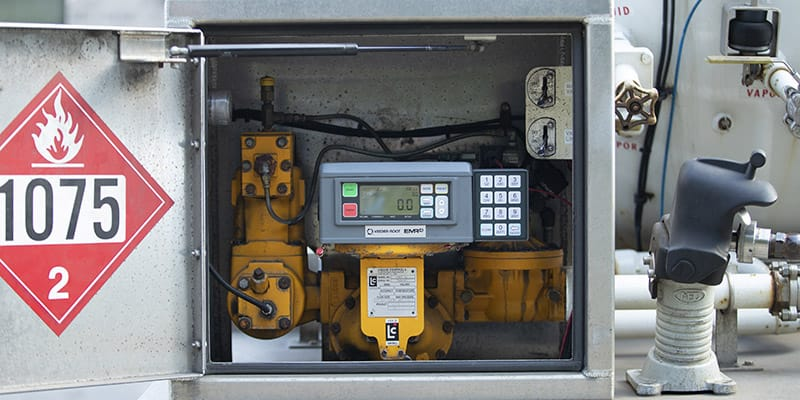 EMR4 Installation for Bulk Fueling