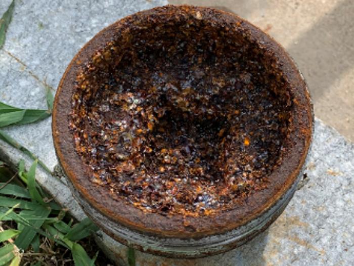 Bung Corrosion